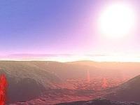 Na 55 Cancri e je teplota okolo 2700 °C