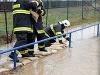 Počasie dnes zamestnalo hasičov v Bratislavskom kraji: Situácia si vyžiadala viacero zásahov