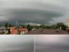 Nad Žilinou sa odohrala meteorologická dráma: Odborníci hovoria o superbúrke