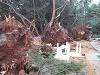 Chorvátsko zasiahli ničivé búrky: VIDEO spúšte, ktorú po sebe zanechala! Jeden mŕtvy
