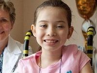 Precious reynoldsová sa zotavuje v nemocnici 17.06.2011 15:30