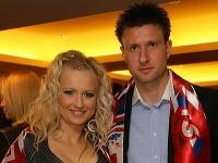Lenka Čviriková-Hriadelová sa v týchto dňoch obáva o svojho manžela.