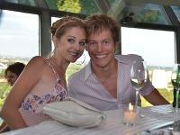 Thomas Puskailer s priateľkou Abbie