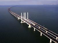 Čínsky most je najdlhším na svete