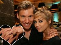 Snúbenci Thomas a Abbie si v sobotu navlečú na svoje prsty manželské obrúčky.
