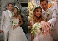 Thomas Puskailer a Abbie Guilding sú už manželia.