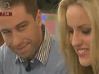 Peter Modrovský a Gabriela Gunčíková na topkárskom online rozhovore v Teleráne.