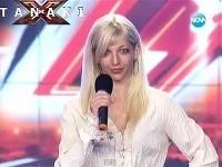 Mari Koleva sa neslávne zviditeľnila v bulharskej šou X Factor.