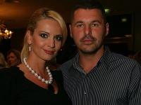 Marianna Ďurianová a Roman Doležaj budú rodičmi.