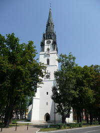 Najvyššia veža na slovensku