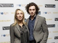Aaron Johnson a Sam Taylor-Wood
