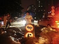 Peking zasiahli výdatné dažde