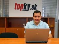 Daniel Lipšic je online