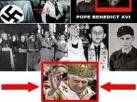 Pápež Benedikt XVI. v Hitlerjugend