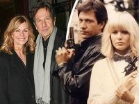 Michael Brandon s manželkou Glynis Barber aj po takmer tridsiatich rokoch pôsobia mladistvým dojmom.