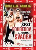 V piatok Nový Čas + DVD s filmom Šesť pohrebov a jedna svadba iba za 49 Sk