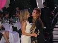 Zora Czoborová sa takto vrúcne zvítala s Alenou Heribanovou.