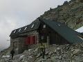 Skalná lavína zničila chodník z poľskej strany na Rysy