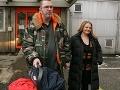 Richard a Vanda sa fotografovaniu nebránili, malého Markusa však neukázali.