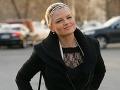 Medzi hosťami bola aj dcéra Viliama Rozborila - Katka.
