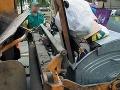 Odpad v Bratislave: Výpovede neznamenajú prerušenie zberu