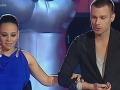 Pri poslednom vstupe sa musela Tina opierať o kolegu Leoša Mareša.