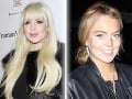 Lindsay Lohan pred tromi mesiacmi a dnes