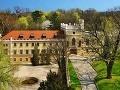 Hostinu mali mladomanželia v Chateau st. Havel.