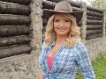 Aneta bola tvárou jojkárskej šou Farmár hľadá ženu počas dvoch ročníkov.
