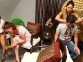 Elena Podzámska a Matej Chren otestovali thajské masáže priamo v podniku.