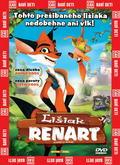 V utorok Nový Čas + DVD so skvelou komédiou Lišiak Renart iba za 43 Sk!