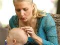 Aneta Parišková má zatiaľ dvoch chlapcov. Aj tretie bábätko bude chlapec.