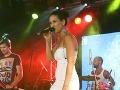 Na otváracej párty vystúpila aj speváčka Zdenka Predná.