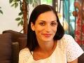 Zuzana Kanócz zvládala DOD s úsmevom na tvári aj napriek tomu, že je v štvrtom mesiaci tehotenstva.
