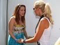 Dominika Mirgová a Dara Rolins sa poznajú zo SuperStar.