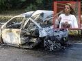 Maďari v noci rekonštruovali Rezešovej nehodu: Takto prebiehala