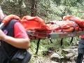 Český turista (61) potreboval v Tatrách pomoc: Cítil sa zle a odpadol