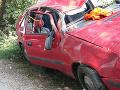 Tragická nehoda: Július (†62) náraz do dopravnej značky neprežil