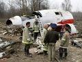Poľské vyšetrovanie katastrofy pri Smolensku: Deštrukciu stroja zavinili výbuchy