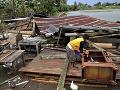 Počet obetí tajfúnu Bopha sa zvýšil na takmer 500