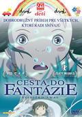 V stredu Nový Čas + DVD s rozprávkou Cesta do fantázie iba za 43 Sk!
