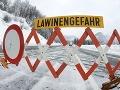 Vrtochy počasia v Európe: V Taliansku a Švajčiarsku zabíjali lavíny