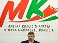 S našou stranou treba nevyhnutne počítať v nasledujúcich parlamentných voľbách, tvrdí SMK
