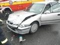 Nehoda za mostom Lafranconi: Vodič (32) vrazil do zábran a skončil na streche!