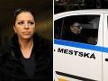 Mojsejová na súde: Z pojednávania ju brali policajti!