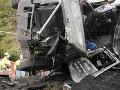 Nehoda minivanu na diaľnici v štáte New York si vyžiadala 7 obetí