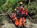 Horskí záchranári majú práce nad hlavu: Uviaznuté turistky a početné zranenia