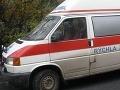 Tragická nehoda: Dôchodkyňu (†81) zrazila sanitka, nehodu neprežila!