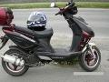 Nehoda na Orave: Skúter sa zrazil s autom, motocyklista sa bude liečiť mesiace