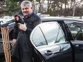 Minister Richter začína po nehode s rehabilitáciou